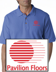 Pavilion Floors Polo Style Shirt