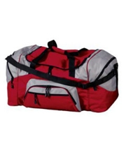 Port & Company Color Block Large Duffel Bag