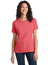 Port & Company Ladies Essential Ring Spun Cotton T-Shirt