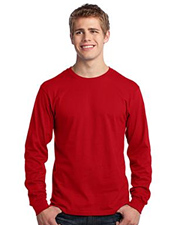 Port & Company Long Sleeve 5.4 oz. 100% Cotton T-Shirt