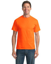 Port & Company® - Safety 50/50 Cotton/Poly T-Shirt