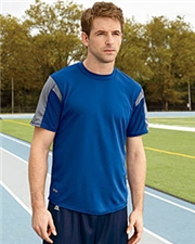 Russell 6B2DPM Athletic Dri-Power® Short-Sleeve Performance T-Shirt