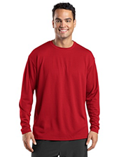 Sport-Tek® - Dri Mesh™ Long Sleeve T-Shirt