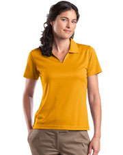Sport-Tek Ladies Dri-Mesh V-Neck Sport Shirt