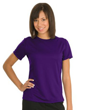 Sport-Tek® Ladies Dry Zone™ Raglan Accent T-Shirt