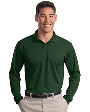 Sport-Tek - Long Sleeve Micropique Sport-Wick Polo