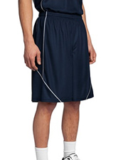 PosiCharge Mesh™ Reversible Spliced Short