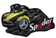 Spyder RS Patch Series II Yellow