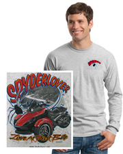 "Spyder ""Love at First Bite"" Long Sleeve"