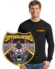 SpyderLovers Logo Sale