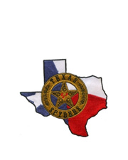 Texas SpyderLovers Mini   Logo Patch