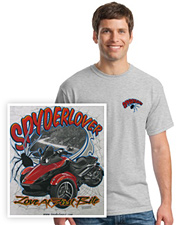 "Spyder ""Love at First Bite"" Short Sleeve T-Shirt"