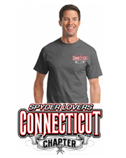 Connecticut Chapter SpyderLover Short Sleeve T-Shirts