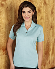 Tri-Mountain Arcadia Cotton Baby Pique Golf Shirt