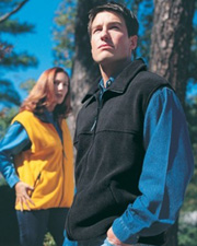 Tri-Mountain Excursion Fleece Vest