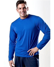 Zorrel Sierra Long Sleeve Jacquard Textured Training Shirt