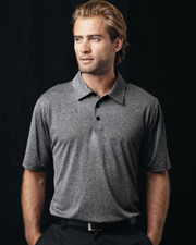 Adidas Golf ClimLite Heathered Polo