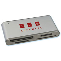 18-In-1 Memory Card Reader