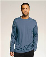 Alo Long Sleeve Stitched Edge T-Shirt