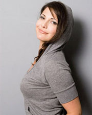 Alternative Ladies' 4.2 oz. Heather Hoodie