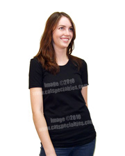American Apparel Ladies' Sheer Cotton Jersey Summer T-Shirt