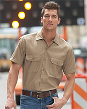 Dickies Men's Short-Sleeve Workshirt