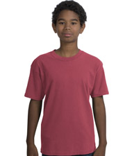 District Threads™ - Youth Pigment-Dyed Tees.