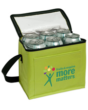 Nylon 6-Pack Cooler