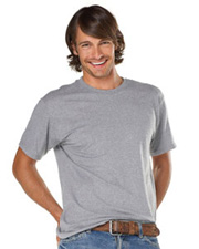 Hanes  Heavyweight 50/50  Cotton/Poly T-Shirt.