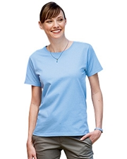 Hanes Her Way® - Ladies Scoop Neck T-Shirt