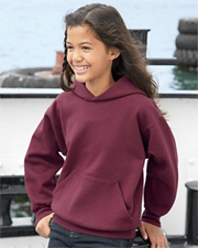 Hanes 7.8 oz 50/50 Youth Pullover Hood