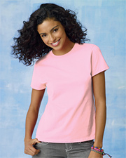Hanes Ladies' 4.5 oz., 100% Ringspun Cotton nano-T® T-Shirt