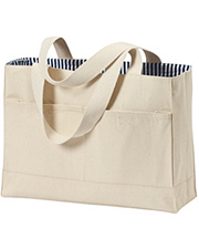 Port Authority Double Pocket Tote