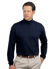Port Authority® - Interlock Knit Mock Turtleneck