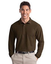 Port Authority Silk Touch Long Sleeve Sport Shirt