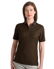 Port Authority Ladies EZCotton Pique Sport Shirt