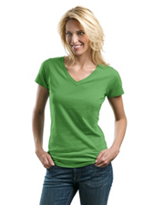 Port Authority Ladies Concept V-Neck Tee