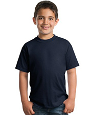 Port & Company® - Youth 50/50 Cotton/Poly T-Shirt