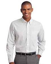 Port Authority - Tall Tattersall Easy Care Shirt