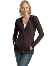 Port Authority® - Ladies Modern Stretch Cotton Full-Zip Jacket