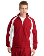 Sport-Tek 5-in-1 Performance Full-Zip Warm-Up Jacket