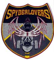 Original SpyderLovers Patch