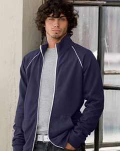 Canvas La Brea Piped Jacket