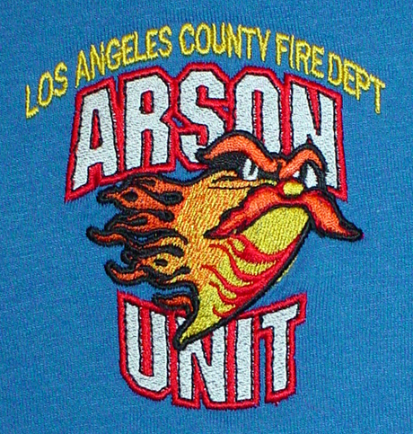 Los Angeles County Fire Department Arson Unit
