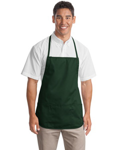 Port Authority Medium Length Apron.