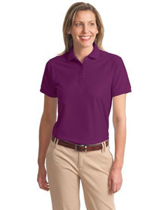 Port Authority Ladies - Silk Touch Sport Shirt