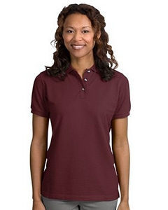 Port Authority - Ladies Pique Knit Sport Shirt